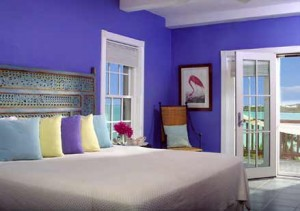 Choosing colors for bedrooms