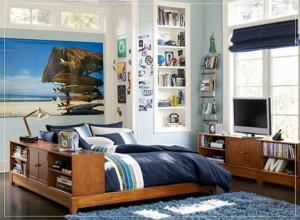 Attractive colors to decorate rooms for boys
