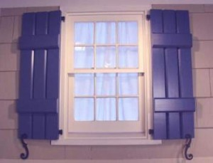 About window shutters
