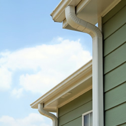 About downspouts