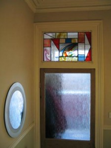 About transom windows