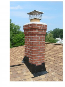 Cleaning security chimneys