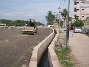 Acerca de drenaje de aguas pluviales