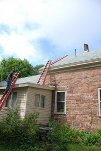 About chimney removal