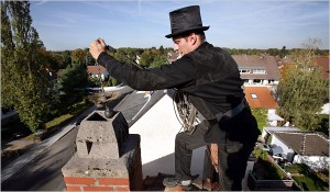About chimney sweeping