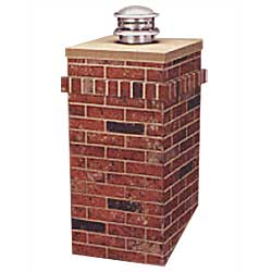 Installing chimney surrounds