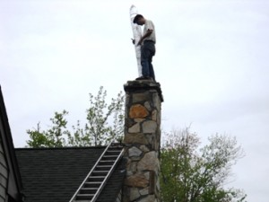 About chimney insulation