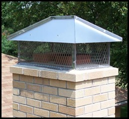 Stainless steel chimney cap advantages