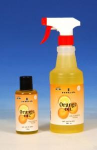 Termiet controle – oranje olie