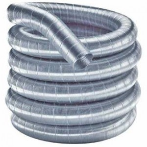 About flexible chimney liners