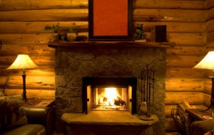 When should you clean a your fireplace chimney?