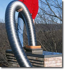 About clay chimney liners