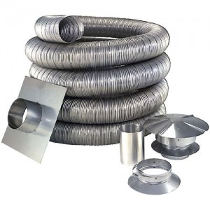 About the chimney liner kit