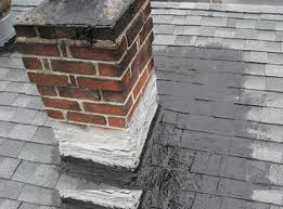 Fixing a leaky chimney
