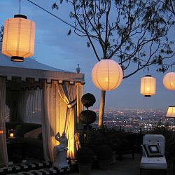 About outdoor lighting