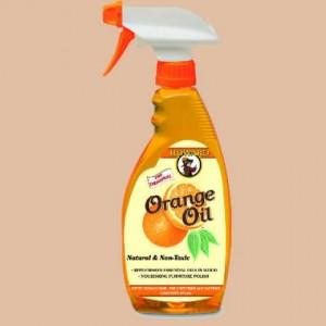 Oranje olie termieten behandeling