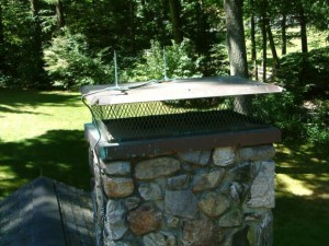 Chimney cap installation tips
