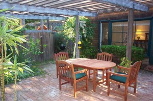 About patio comfort