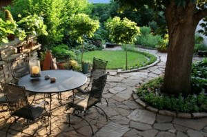 Patio designs and decorations