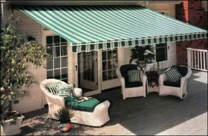 Patio designs - awnings