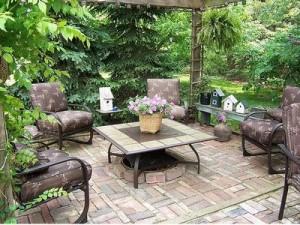 Jardín consejos patio de diseño