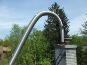 Flexible flue liner advantages