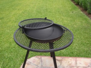 Barbeque grill - onderhoud