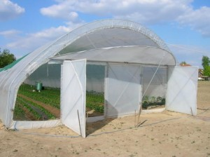 Greenhouse irrigatiesysteem