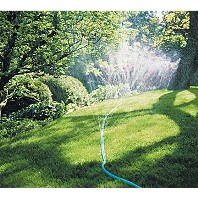 Garden irrigation methods