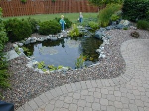 Creative patio designs