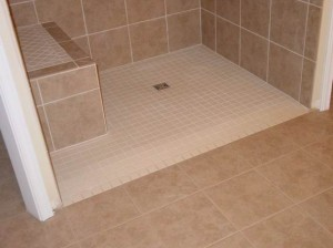 Installing a shower drain in your basement