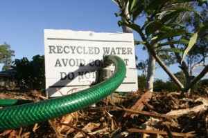 Grey water recycling advantages