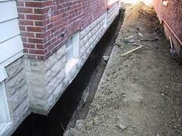 Waterproofing a finished basement