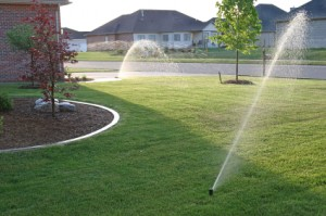 Garden irrigation system - How to