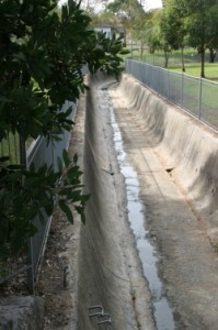 Storm water drainage importance