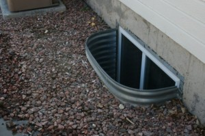 How to install a basement window well
