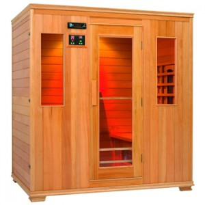 About the dry sauna