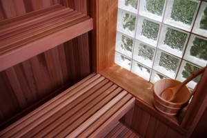 Sauna room building tips