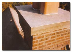 Chimney crown - Safety tips
