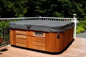 Améliorations hot tub