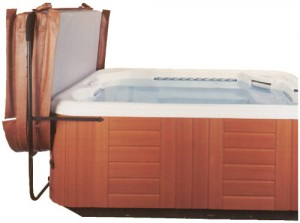 Hot tub te dekken belang