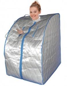 Draagbare sauna