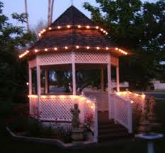 About LED Gazebo lights