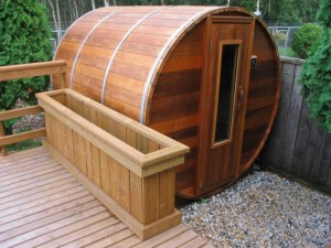 Where to install your residential sauna