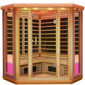 Perspiration and the benefits of far infrared saunas