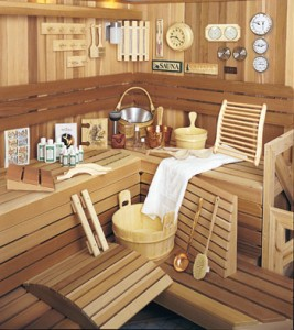 Image result for sauna accessories