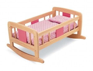 Build the perfect cradle bed for your baby