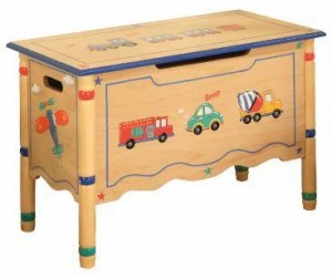 Toy boxes - storage and organization