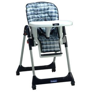 How to choose the right high chair for your baby