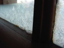 Ways to get rid of moisture between window panes